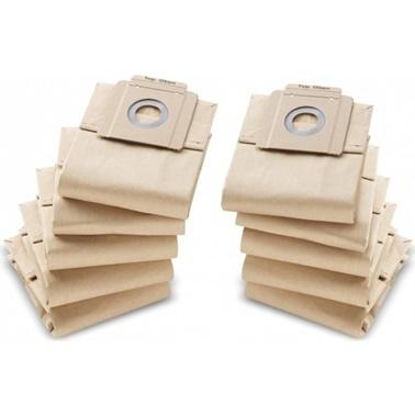 Karcher T 10/7/1 6.904-333.0 10'lu Toz Torbası Renkli